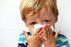 It is the season for runny noses!