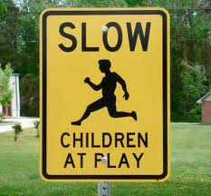 slow parenting and play